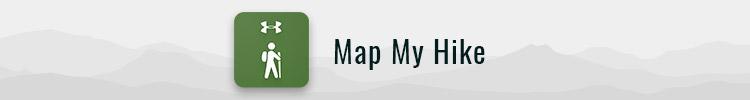 Map My Hike app logo