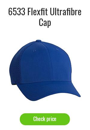 6553 Flexfit Ultrafibre Cap