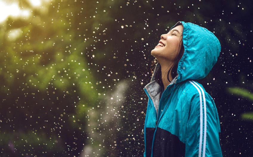 Hiking In The Rain 44 Secrets To Stay Dry Warm And Healthy