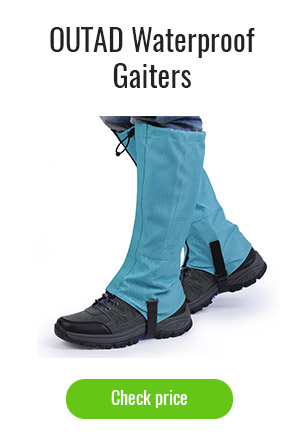 OUTAD Waterproof Gaiters