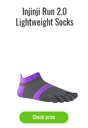 Injinji Run 2.0 Lightweight Socks
