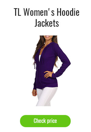 TL Women's Hoodie Jackets